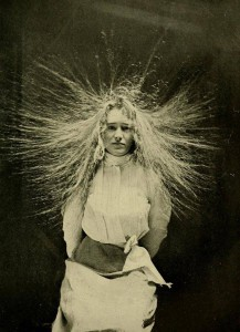 The Law of Electrical Attraction and Repulsion, Samuel H. Monells 1907 Electricity in Health and Disease